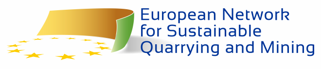 The European Network for Sustainable Quarrying and Mining